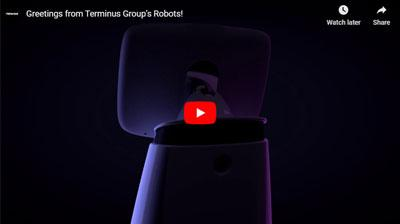 Greetings from Terminus Group's Robots!